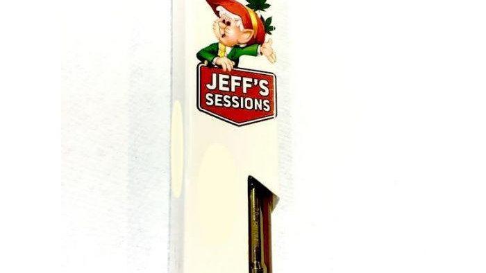 Jeff Sessions 1g Vape - sativa hybrid