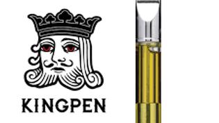 Kingpen Vape 1g - indica