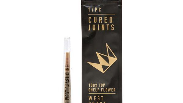 West Coast Cure Cured Joints