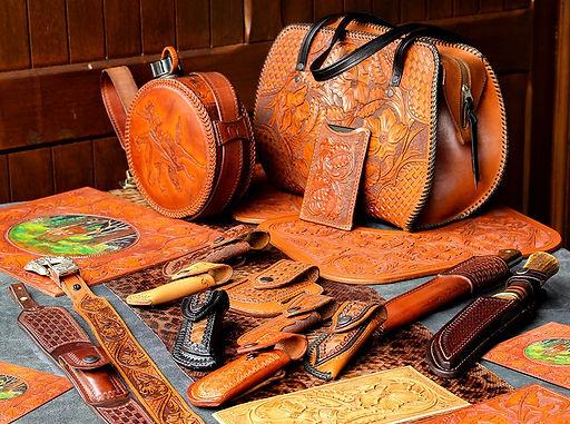 Travail du cuir Art du Cuir