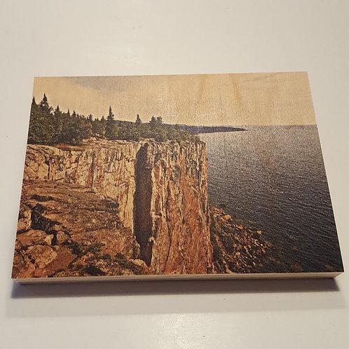Palisade Head Wood Block