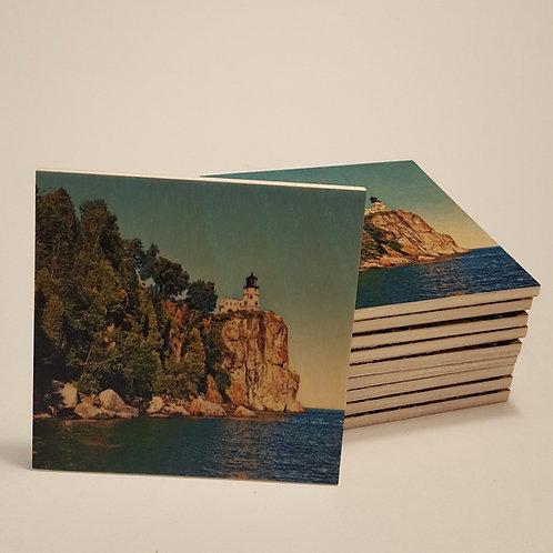 Split Rock Lighthouse Coaster