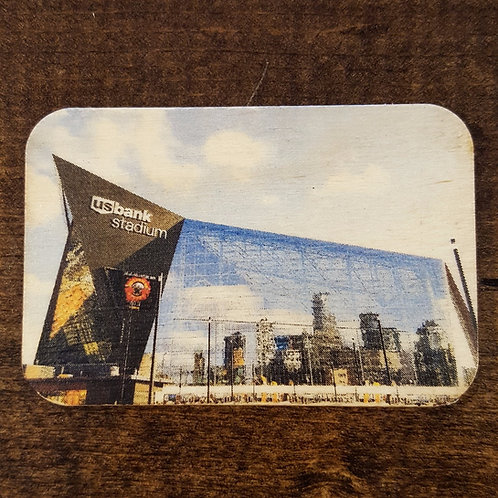 US Bank Stadium Magnet
