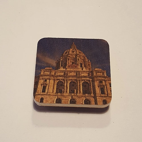 State Capitol Magnet