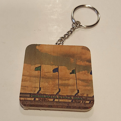 Minnesota State Fair Keychain
