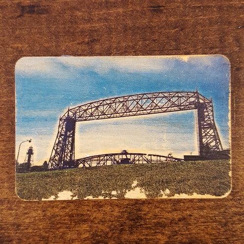 Lift Bridge Magnet