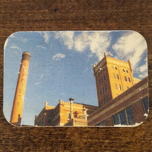 Schmidt's Brewery Magnet