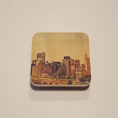 Mill City Magnet