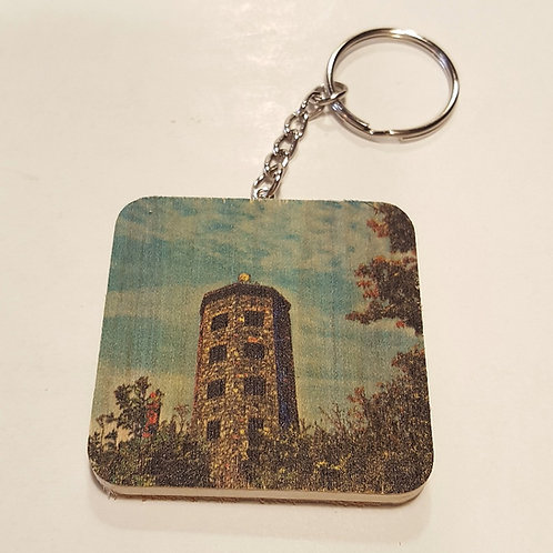Enger Tower Keychain