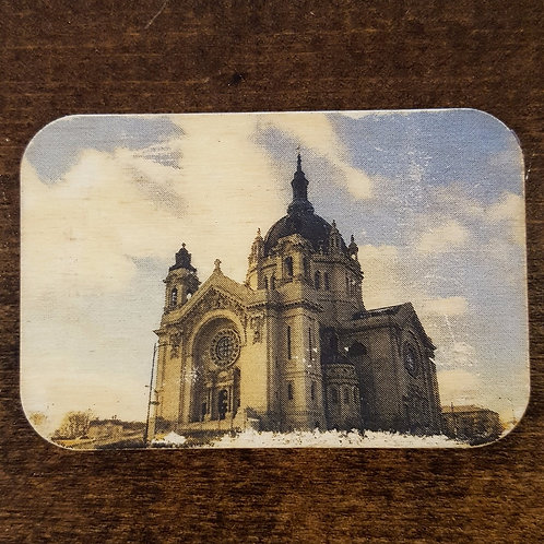 St. Paul Cathedral Magnet