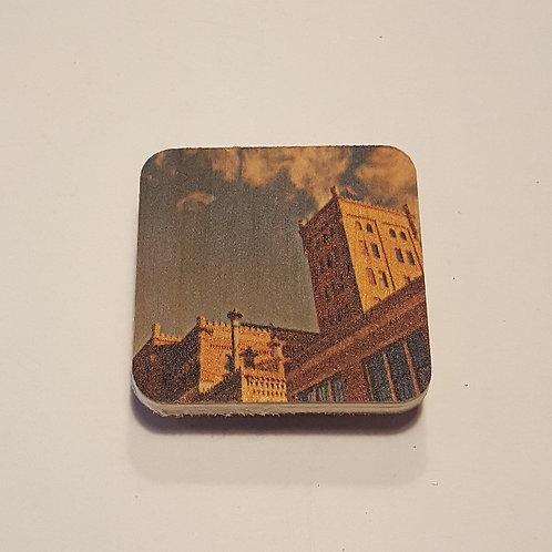 Schmidt Brewery Magnet