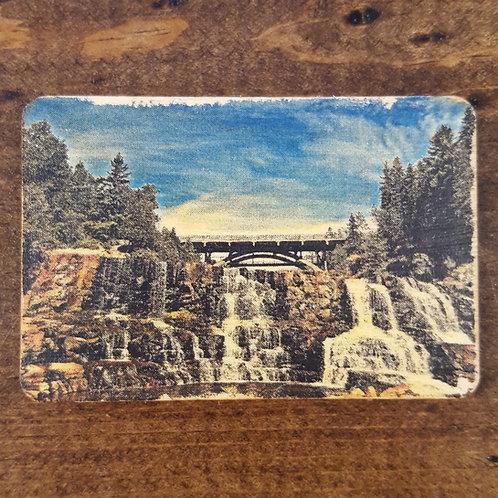 Gooseberry Falls Magnet