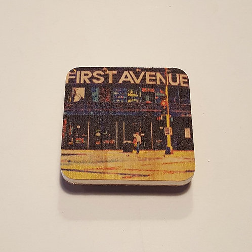 First Avenue Magnet