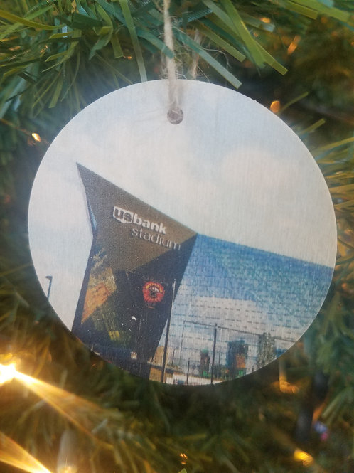 US Bank Stadium Ornament