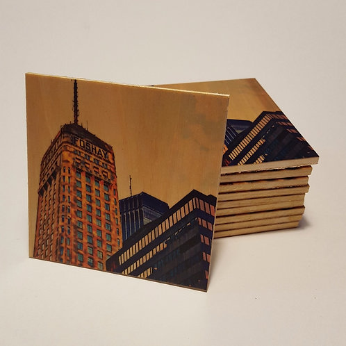 Foshay Tower Coaster