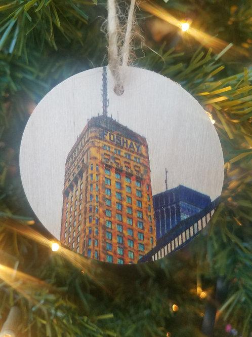 Foshay Tower Ornament