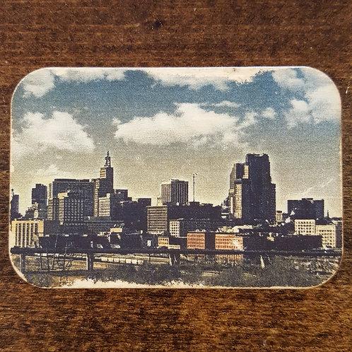 St. Paul Skyline Magnet