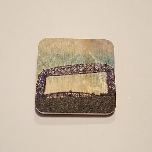 Duluth Lift Bridge Magnet