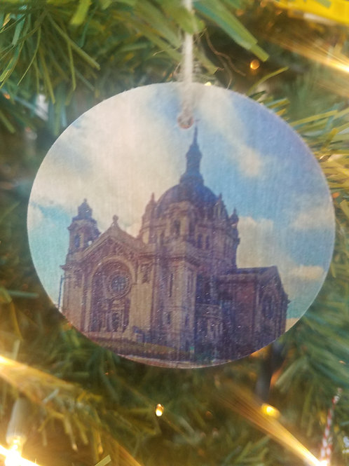 St. Paul Cathedral Ornament
