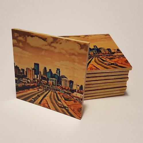 Minneapolis Skyline Coaster