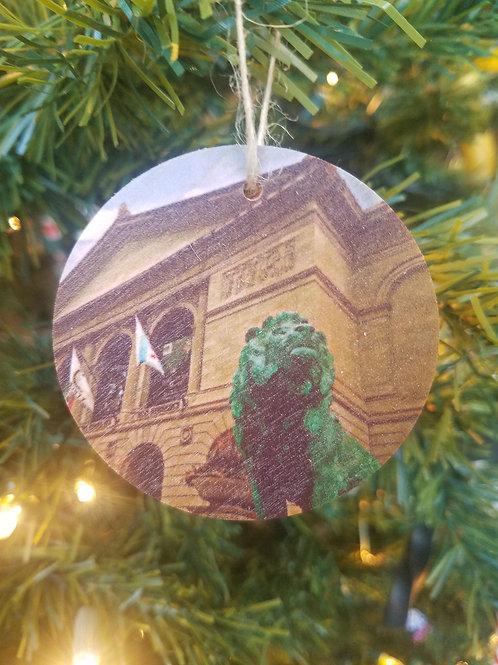 Chicago Art Institute Ornament