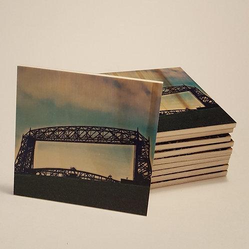 Lift Bridge Coaster