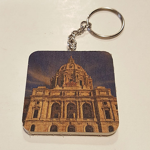 State Capitol Keychain