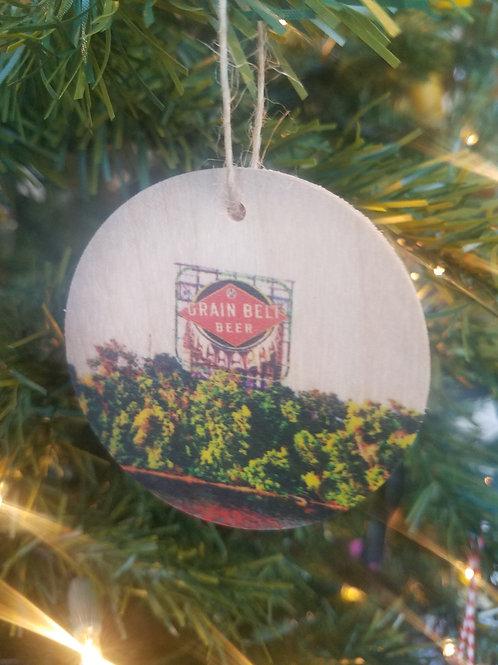 Grain Belt Beer Ornament