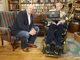 BBC One Stephen Hawking documentary repeated as a tribute
