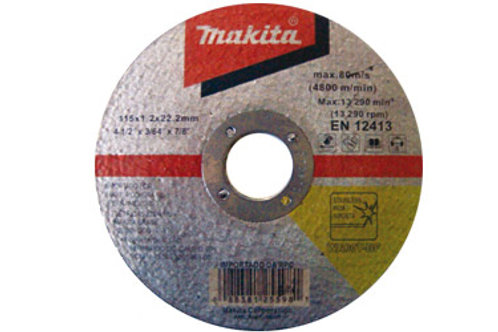 "DISCO CORTE INOX 7"" D-20024 MAKITA NO RIO DE JANEIRO"