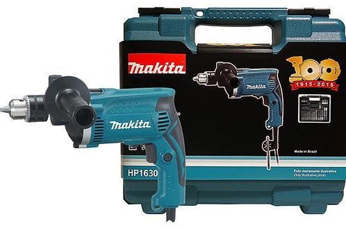 FURADEIRA IMPACTO 16MM HP1630X100 MAKITA