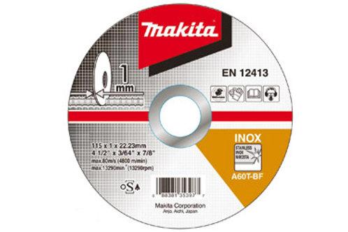 DISCO CORTE INOX 7(180X1,6X22,23)B-12267 MAKITA NO RIO DE JANEIRO