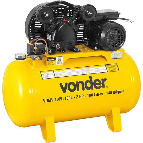 COMPRESSOR AR VDMV10PL/100 127/220V VONDER NO RIO DE JANEIRO