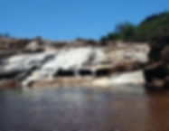 Expedição Diamantina MG_Cachoeira do Tel