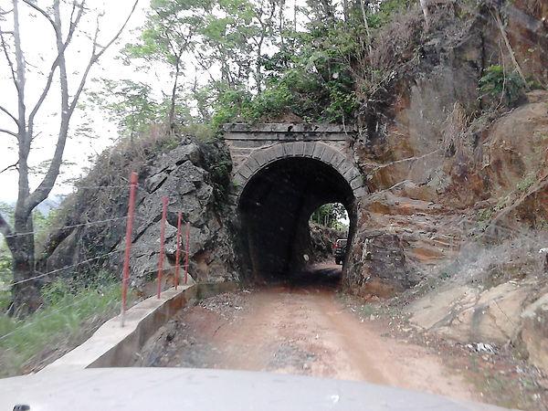 Tuneis Ferroviarios Dona Mariana
