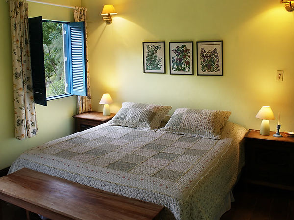 Suites muito confortáveis