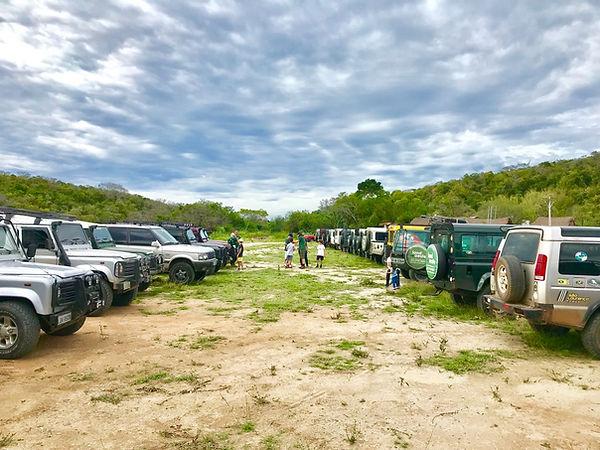 Encontro Land Rover RJ