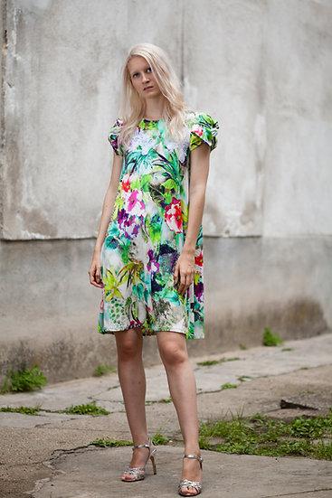 Kleid JUNGLE