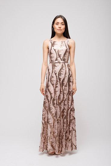 Kleid LA PAILETTE