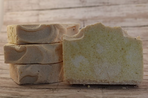 The Salty Citrus - A Salt Soap