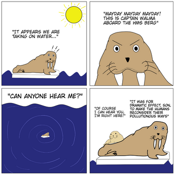 The Adventures of Captain Walma