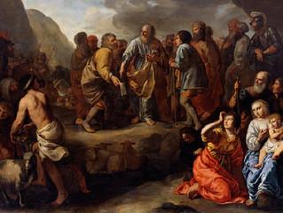 70. Leadership Secrets: 5. Moses: Sharing it around