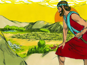 77. Leadership Secrets: 12. Joshua: Leaving a legacy