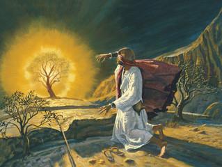 69. Leadership Secrets: 4. Moses: The God encounter