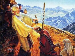 66. Leadership Secrets: 1. Moses and Joshua