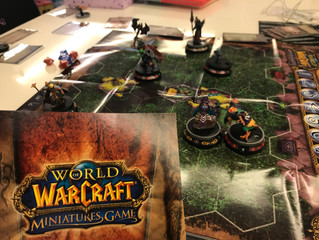 100. A New Year 2019: 9. My favourite Miniatures game currently
