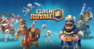 135. Hobbies: 4. iPad Games (Clash Royale)