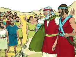73. Leadership Secrets: 8. Joshua: Succession Planning