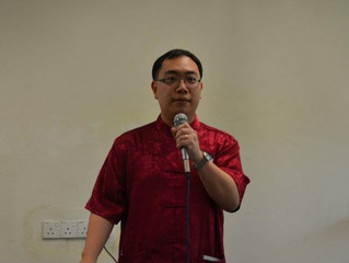 15. A New Series: My Personal Journey in Public Speaking: 2. Love at first sight - Toastmasters!