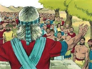 76. Leadership Secrets: 11. Joshua: Take care of your people